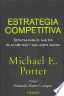 libro Estrategia Competitiva
