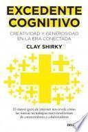libro Excedente Cognitivo