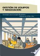 libro Gestión De Equipos Y Negociación