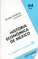 libro Historia Económica De México