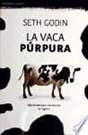libro La Vaca Púrpura
