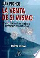 libro La Venta De $í Mi$mo