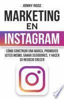 libro Marketing En Instagram