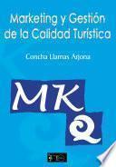 libro Marketing Y GestiÓn De La Calidad TurÍstica