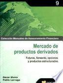 libro Mercado De Productos Derivados