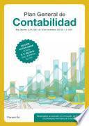 libro Plan General De Contabilidad 3.ª Edición 2017