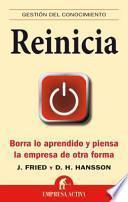 libro Reinicia