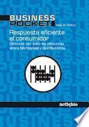 libro Respuesta Eficiente Al Consumidor