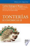 libro Tonterías Económicas Ii
