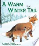 libro A Warm Winter Tail