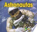 libro Astronautas