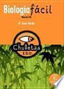 libro Biología Fácil Para La Eso