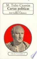 libro Cartas Políticas