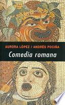 libro Comedia Romana