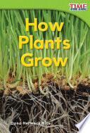 libro Cómo Crecen Las Plantas (how Plants Grow) 6-pack