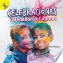 libro Descubrámoslo (let's Find Out) Celebraciones Alrededor Del Mundo, Grades Pk - 2