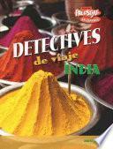 libro Detectives De Viaje, India