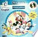 libro Disney English. First Words (primeras Palabras) + Dvd