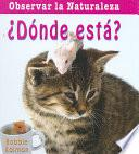 libro Donde Esta? = Where Is It?