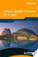 libro Edexcel Spanish Grammar For A Level