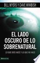 libro El Lado Oscuro De Lo Sobrenatural