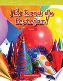 libro Es Hora De Festejar! / Party Time!