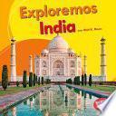 libro Exploremos India (let S Explore India)
