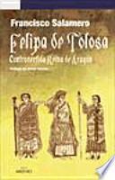 libro Felipa De Tolosa