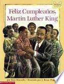 libro Feliz Cumpleaños, Martin Luther King