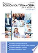 libro Gestion Economica Y Financiera De La Empresa