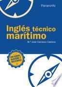 libro Inglés Técnico Marítimo