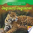 libro Jaguars/ Jaguares