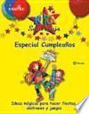 libro Kika Superbruja Especial Cumpleaños