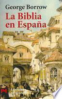 libro La Biblia En España