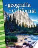 libro La Geografia De California (geography Of California)