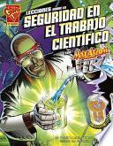 libro Lecciones Sobre La Seguridad En El Trabajo CientÍfico Con Max Axiom, SupercientÍfico