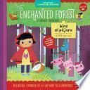libro Lift A Flap Language Learners: The Enchanted Forest