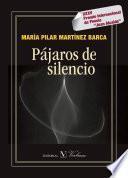 libro Pájaros De Silencio