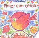 libro Pintar Con Ceras