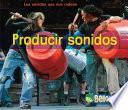 libro Producir Sonidos