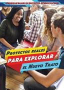 libro Proyectos Reales Para Explorar El Nuevo Trato (real World Projects To Explore The New Deal)