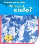 libro ¿qué Es El Cielo?
