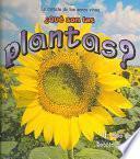 libro Qué Son Las Plantas?