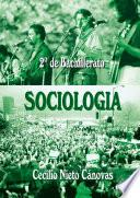 libro Sociología. 2.o Bachillerato