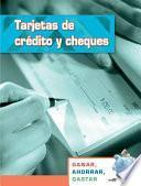 libro Tarjetas De Crédito Y Cheques