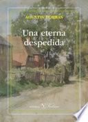 libro Una Eterna Despedida