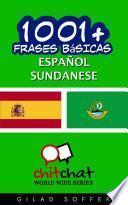 libro 1001+ Frases Básicas Español   Sundanese
