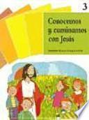 libro 3. Conocemos Y Caminamos Con Jesús