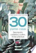 libro 30 Plantas Crasas