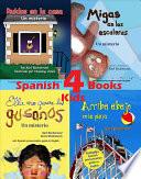 libro 4 Spanish Books For Kids